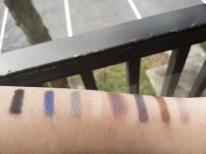 Outdoor Swatches